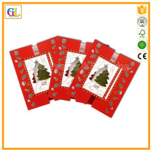 Custom Invitation Greeting Card Printing for Chistmas pictures & photos