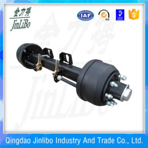 10 Stud English Type Manufacture Axle Trailer Square Axle pictures & photos