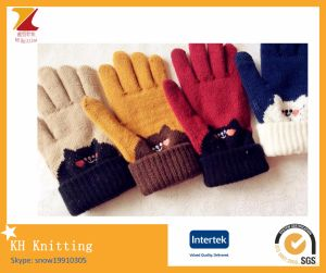 Colourful Japanese Style Cute Gloves