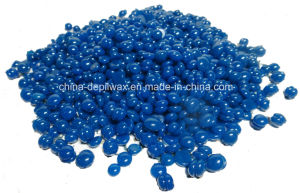 Depilatory Wax Azulene Dark Blue Hard Wax Pellets pictures & photos