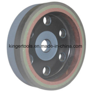 Three-Band Resin Wheel- Processing Glass