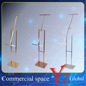 Display Stand (YZ161505) Poster Stand Sign Board Exhibition Stand Promotion Poster Frame Banner Stand Poster Board Store Stand Stainless Steel
