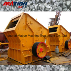 Widely Used High Crush Ratio Stone/ Rock Impact Crusher
