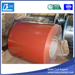 0.35mm Prepainted Galvanized Steel Sheet in Coil pictures & photos