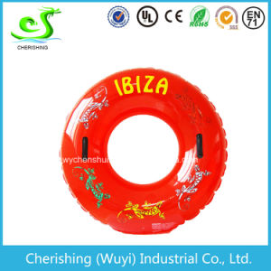 Red Color Inflatable Swim Ring pictures & photos