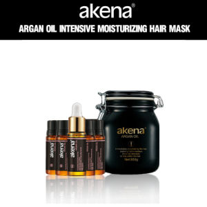 Akena Agran Oil Moisture Deep Recovery Hair Mask (Set)