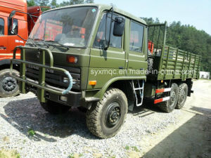 Dongfeng (EQ2162NS) 6X6 off-Road Truck Double Cabin