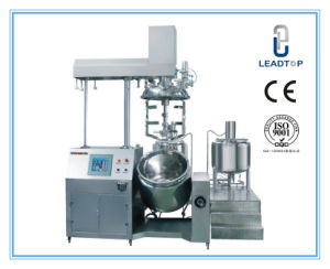 Stainless Steel Ointment Vacuum Emulsifying Machine pictures & photos