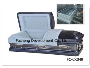 Best Selling Us Style Casket with Low Price & Good Quality (FC-CK049)