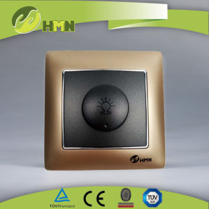 TUV/Ce/BV Certified EU Standard Color Light Dimmer Switch pictures & photos