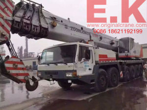 130ton Hydraulic Jib Crane Zoomlion Crane Machinery (QY130) pictures & photos