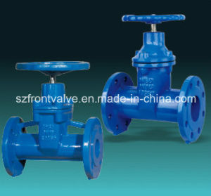 Cast Iron/Ductile Iron Resilient Seated Gate Valve pictures & photos