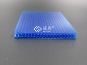 4mm 6mm 8mm Polycarbonate Hollow Roofing Sheet Price pictures & photos