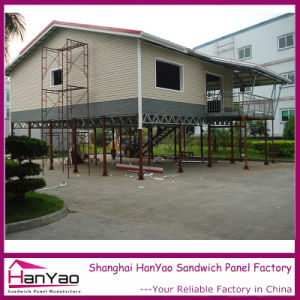 Steel Structure Modular House High Quality Warranty pictures & photos