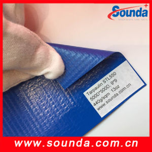 Sino 650-1000g Laminiated PVC Material Tarpaulin Roll pictures & photos