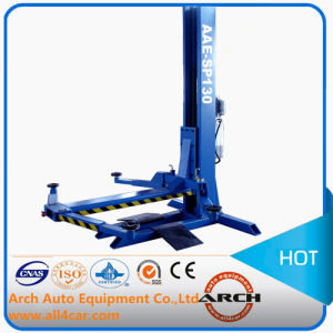 Auto Single Post Lift Car Lifter with Ce pictures & photos