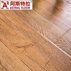 Indoor Bedroom Kitchen Usage Waterproof Laminate Flooring pictures & photos