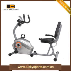 Home Indoor Fitness Gym Sports Exercise Magnetic Recumbent Bicycle pictures & photos