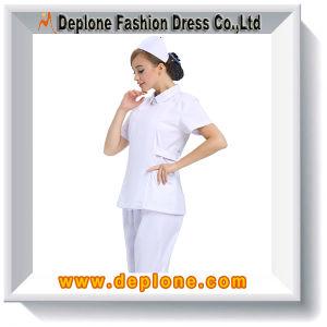 5d197df65a674 China White Nursing Uniforms Wholesale Dress (HU101) - China Nurse Uniforms,  Nurse White Uniforms