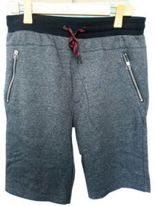Mens Knitting Jogger Shorts Pants