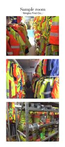 Safety Workwear Made of Polyeater Oxford Fabric with En pictures & photos
