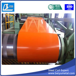 Prepainted Galvanized Steel Coil PPGI PPGL Factory pictures & photos