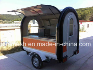 350kgs to 500kgs Icecream Cart/Snack Trailer/Hot Dog Cart/Food Delivery Trailer/Food Carts/Catering Trailer/Fastfood Vending Cart/ CE pictures & photos