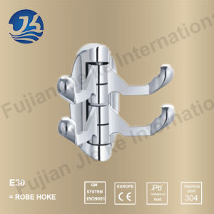 304 Stainless Steel Clothes Robe Hook (E30)