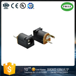 Pin=2.0/2.5 DC-012b 180 Welding Line Card Slot Socket pictures & photos