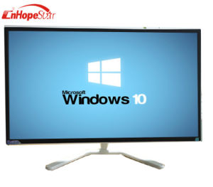 "New Model Super Slim Housing 24"" Desktop LED Monitor with IPS Panel pictures & photos"