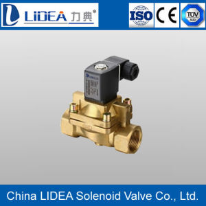 Low Price Fluid Control High Pressure Brass Solenoid Valve