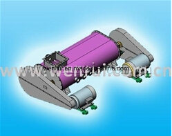 Double Roll Mixer for Bleaching System