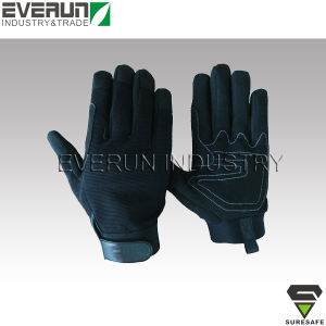 Mechanic Work Gloves Anti Vibration Gloves Shockproof Gloves pictures & photos