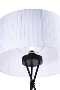 Tripod Fabric Shade Steel Foot Floor Lamp pictures & photos