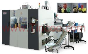 Automatic Blowing Moulding Machine (DHD-10L) pictures & photos