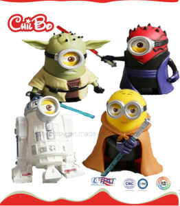 Minions Plastic Toy (CB-PM020-M) pictures & photos