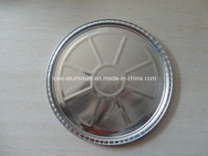 Convenient Food Grade Pizza Aluminim Pan pictures & photos