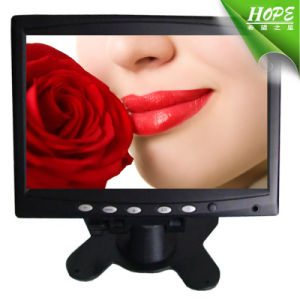 800X600 LCD Monitor 7 Inch Touch Screen LCD Monitor for Car PC pictures & photos