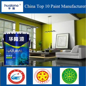 Hualong Seaweed Mud Net Aldehyde Interior Wall Paint pictures & photos
