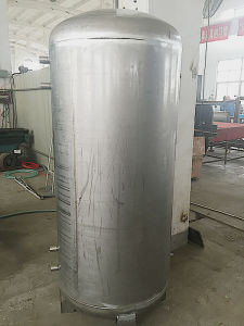 High Pressure Type Water Storage Tank pictures & photos