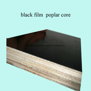 Building Materials Film Faced Plywood pictures & photos