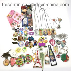 All Kinds of Metal Craft, Metal Pins, Badge, Bracelet, Necklance Metal Toy