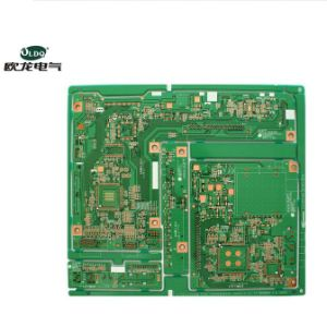 Printed Circuit Board with Hot Air Solder Leveling (OLDQ-17) pictures & photos