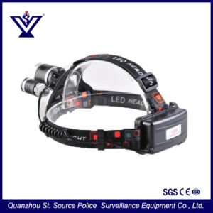 Rechargeable Lightweight Running LED Headlamp Torch (SYSG-190219)