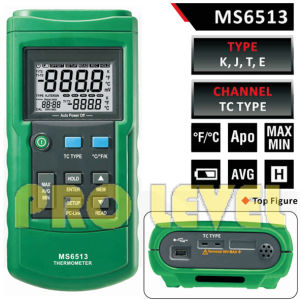 Profession Digital Thermometer (MS6513) pictures & photos