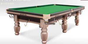 FT Star Chinese Billiard Table With Steel Cushion China Slate - Chinese pool table