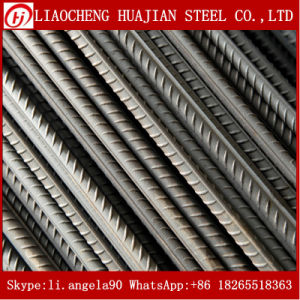 ASTM Gr60 Deformed Steel Bar in 12m Length pictures & photos