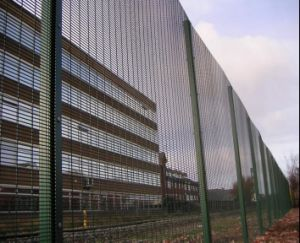 High Security Prison Mesh Fence/358 High Voltage Security Fence pictures & photos