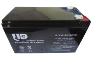 High Performance 12V 7ah UPS Battery Deep Cycle Solar Battery Manufucturer in China