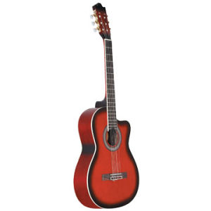 "39"" Red Cutway Acoustic Guitar (BL-CLRD)"